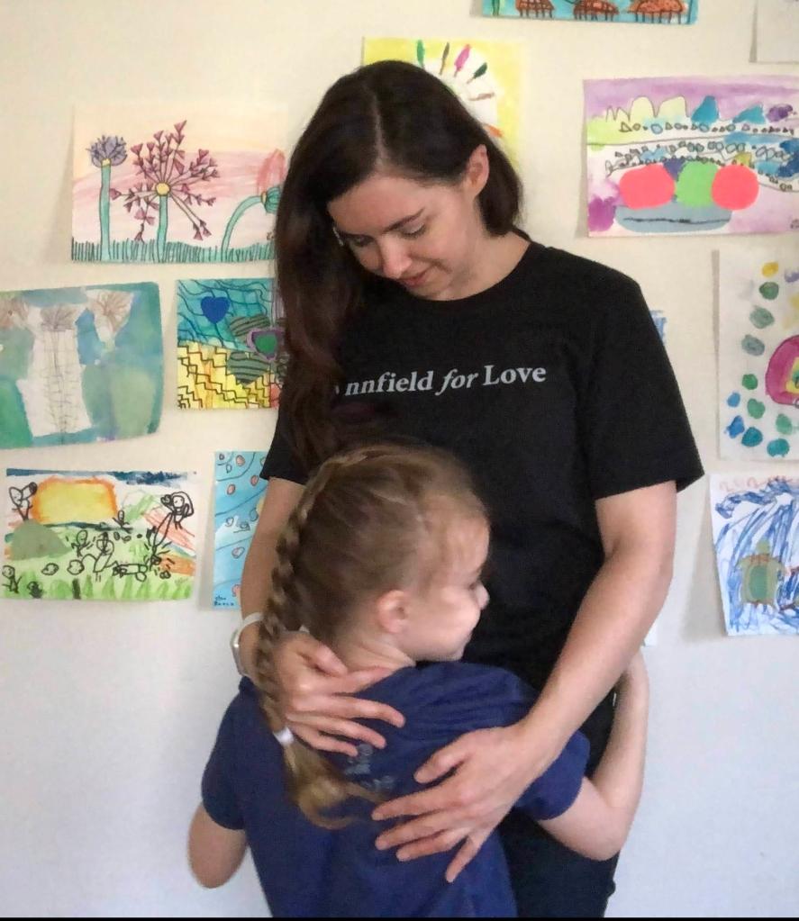 Mom & Daughter L4L shirts